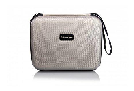 InnoCigs Tasche V2 in Größe XL in grau für E-Zigaretten und Zubehör