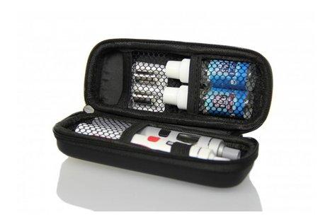 InnoCigs Etui schwarz - Carry Case für E-Zigaretten und Zubehör