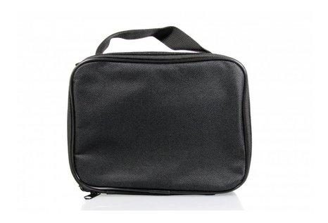 InnoCigs Tasche mit Griff in schwarz für E-Zigaretten und Zubehör