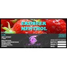 Twisted Vaping Erdbeer Menthol Aroma