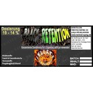 Twisted Vaping Hellride Black Retention