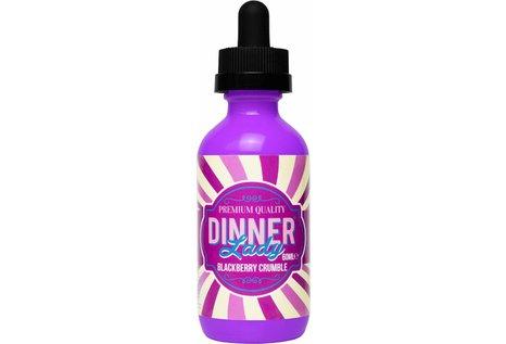 Dinner Lady Blackberry Crumble Liquid von Dinner Lady - Fertig Liquid für die elektrische Zigarette