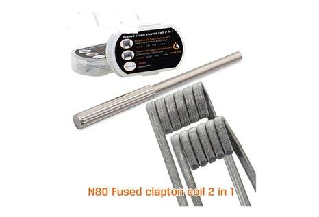 GeekVape 8 N80 Fused Clapton Coil 2 in 1 von GeekVape
