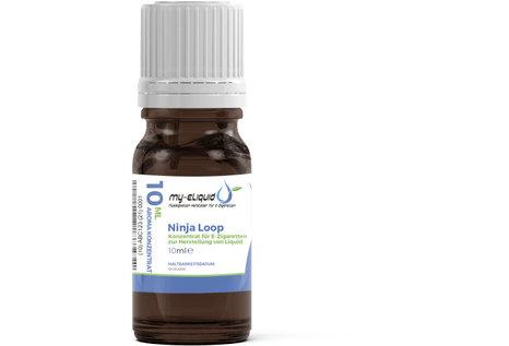 My Eliquid Ninja Loop Aroma von My Eliquid - Aroma zum Liquid Mischen mit einer Base