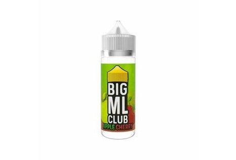 Big ML Club Apple Cherry Liquid von Big ML Club - Fertig Liquid für die elektrische Zigarette
