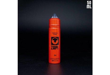 Zap! Summer Cider Liquid von Zap! - Fertig Liquid für die elektrische Zigarette