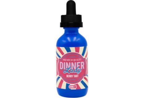 Dinner Lady Berry Tart Liquid von Dinner Lady - Fertig Liquid für die elektrische Zigarette