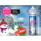 Pink Spot Vapors Snowman's Kiss