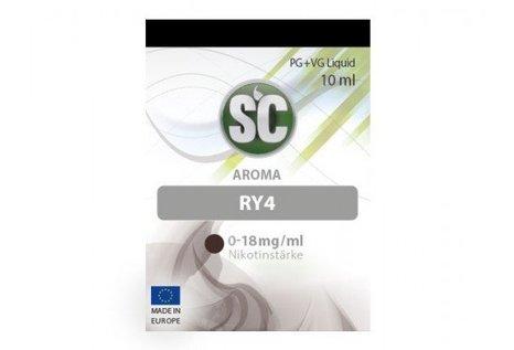 SC RY - Fertig Liquid für die elektrische Zigarette