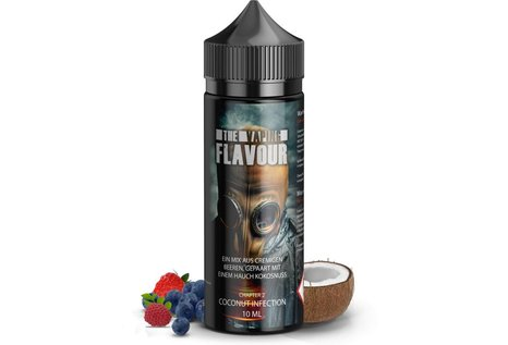 The Vaping Flavour Coconut Infection Aroma von The Vaping Flavour - Aroma zum Liquid Mischen mit einer Base