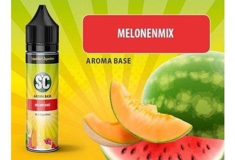 SC Short-Fills Melonenmix Shortfill Liquid von SC - Fertig Liquid für die elektrische Zigarette