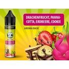 SC Short-Fills Drachenfrucht - Panna-Cotta - Erdbeere - Cookie Shortfill
