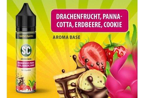 SC Short-Fills Drachenfrucht, Panna - Fertig Liquid für die elektrische Zigarette