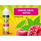 SC Short-Fills Himbeere - Kirsche - Menthol Shortfill