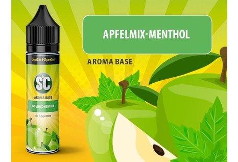 SC Short-Fills Apfelmix - Fertig Liquid für die elektrische Zigarette