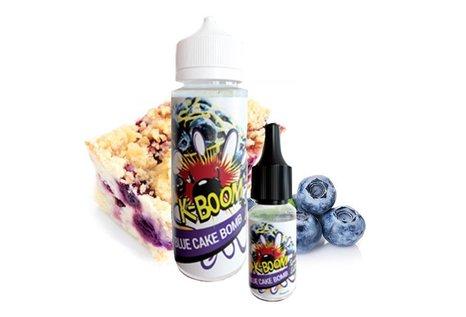 K-Vape K-Boom Blue Cake Bomb Shake&Vape Aroma von K-Vape - Aroma zum Liquid Mischen mit einer Base