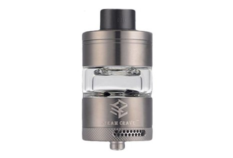 Steam Crave Glaz RTA von Steam Crave Clearomizer von Steam Crave