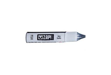 Zap! Nic Salt Shots 10 ml - 70/30 VPG mit 18 mg/ml Nikotin Base von Zap!