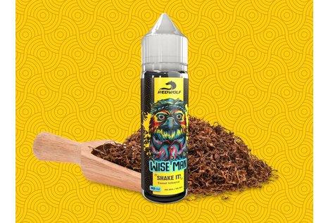 Red Wolf Wiseman Liquid von Red Wolf - Fertig Liquid für die elektrische Zigarette