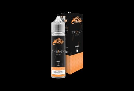 The Fog Clown Orange - Fertig Liquid für die elektrische Zigarette