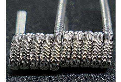 FH-Handmade Coilz 3 Kern Aliens aus Ni80 von FH-Handmade Coilz