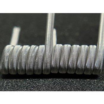 FH-Handmade Coilz 3 Kern Aliens SS316L