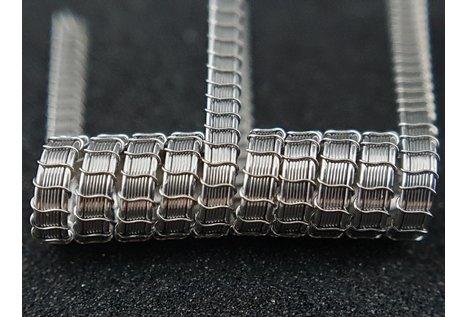 FH-Handmade Coilz Frame Staple Space Aliens aus Ni80 von FH-Handmade Coilz