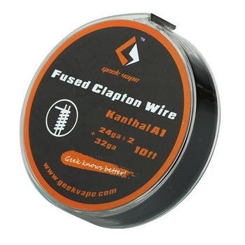 GeekVape Geek Vape Fused Clapton Wire KA1, 3 m (ZK09)