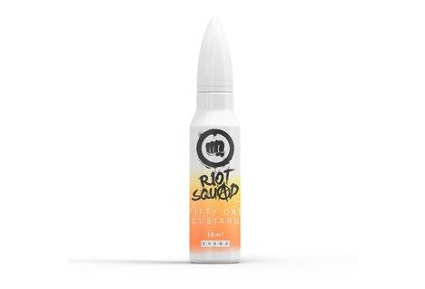Riot Squad Fifty Cal Custard Aroma von Riot Squad - Aroma zum Liquid Mischen mit einer Base