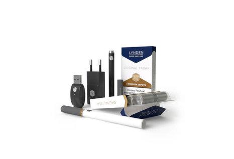 Lynden Premium Set E-Zigarette Komplettset von Lynden