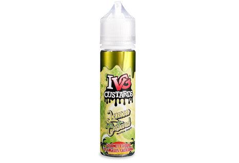 IVG Lemon Custard Liquid von IVG - Fertig Liquid für die elektrische Zigarette