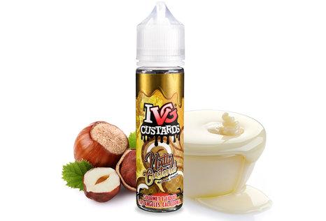 IVG Nutty Custard Liquid von IVG - Fertig Liquid für die elektrische Zigarette