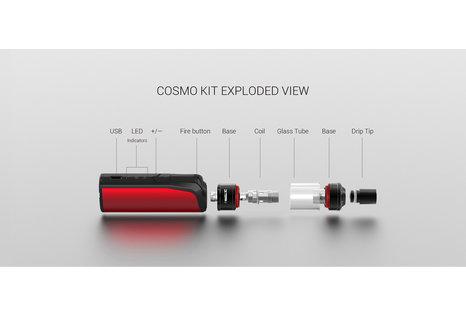 Vaptio Vaptio Cosmo Kit E-Zigarette Komplettset von Vaptio