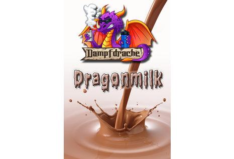 Dampfdrache Dragonmilk Schoko Aroma von Dampfdrache - Aroma zum Liquid Mischen mit einer Base