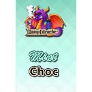 Dampfdrache Mint Choc (60 ml-Flasche)