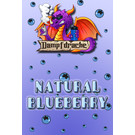 Dampfdrache Natural Blueberry (60 ml-Flasche)