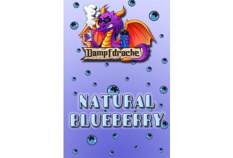 Dampfdrache Natural Blueberry Aroma von Dampfdrache - Aroma zum Liquid Mischen mit einer Base