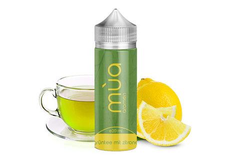 mùa Grüntee mit Zitrone Aroma von mùa - Aroma zum Liquid Mischen mit einer Base