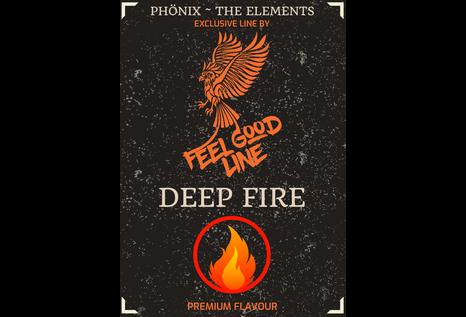 fgl eLiquids Phönix Line Deep Fire Aroma von fgl eLiquids - Aroma zum Liquid Mischen mit einer Base