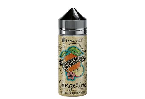 BangJuice Organic Tangerine Liquid von BangJuice - Fertig Liquid für die elektrische Zigarette
