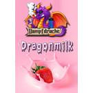 Dampfdrache Dragonmilk Erdbeer (120 ml-Flasche)