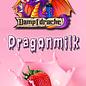 Dampfdrache Dragonmilk Erdbeer Aroma von Dampfdrache - Aroma zum Liquid Mischen mit einer Base