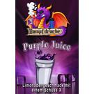 Dampfdrache Purple Juice (120 ml-Flasche)