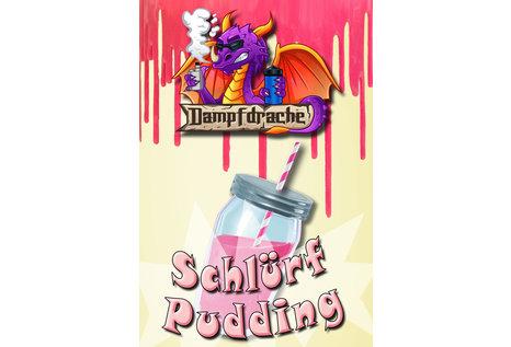 Dampfdrache Schlürfpudding Aroma von Dampfdrache - Aroma zum Liquid Mischen mit einer Base