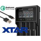 XTAR XTAR VC4S Li-Ion Ladegerät