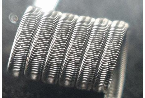 FH-Handmade Coilz MTaLien 3-Kern-Alien aus Ni80 Fertigcoil von FH-Handmade Coilz