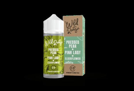 Wild Roots Pressed Pear Liquid von Wild Roots - Fertig Liquid für die elektrische Zigarette