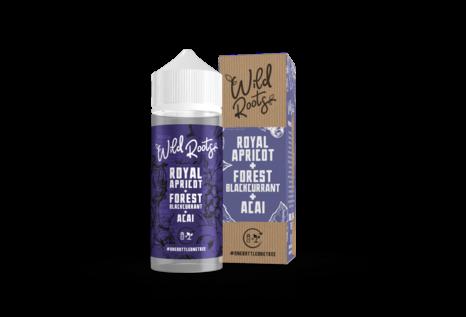 Wild Roots Royal Apricot Liquid von Wild Roots - Fertig Liquid für die elektrische Zigarette