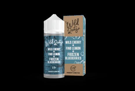 Wild Roots Wild Cherry Liquid von Wild Roots - Fertig Liquid für die elektrische Zigarette