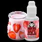 Vampire Vape Strawberry Milkshake - Aroma zum Liquid Mischen mit einer Base